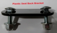 Curved Plastic Seat Back