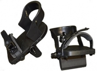 "XL Exercise Pedals 9/16"" Axle"