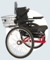 Wheelchair Swing-Away Seat Arms